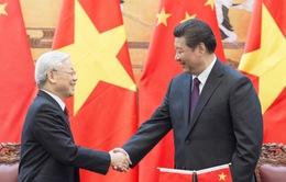 Quan hệ Việt Nam - Trung Quốc đã phát triển trên nhiều mặt
