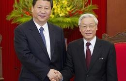 Lãnh đạo Đảng gửi Điện mừng tới lãnh đạo khóa mới của Đảng Cộng sản Trung Quốc