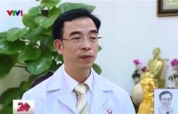 Vị bác sĩ 26 năm đồng hành với các bệnh nhi tim bẩm sinh