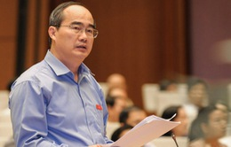 Đồng chí Nguyễn Thiện Nhân giữ chức Bí thư Thành ủy TP.HCM