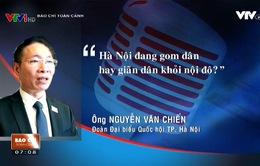 """""""Hà Nội đang gom dân hay giãn dân khỏi nội đô?"""""""