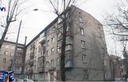 Moscow chia tay thế hệ nhà 5 tầng