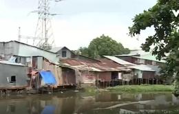 TP.HCM kiến nghị cho xây nhà trên hành lang kênh, rạch