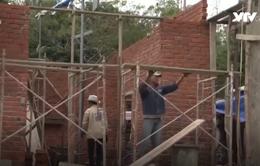Quảng Nam chậm tiến độ xây nhà cho người có công