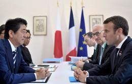 Nhật Bản và Pháp nhất trí gia tăng sức ép đối với Triều Tiên
