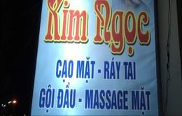 Phát hiện vụ mua bán dâm tại tiệm cắt tóc