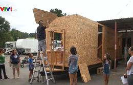 Nhà siêu nhỏ cho người vô gia cư ở Mỹ