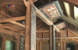 Bình Định: Lưu giữ không gian kiến trúc xưa tại các làng quê