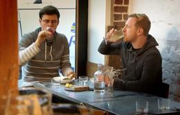 Nhà hàng không rác thải đầu tiên tại Anh