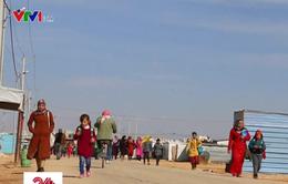 Những nhà làm phim nữ người Syria trong trại tị nạn Zaatari