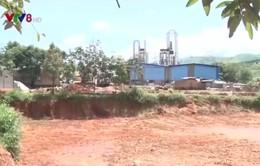 Kon Tum yêu cầu nhà máy mỳ Phương Hoa xử lý dứt điểm ô nhiễm môi trường