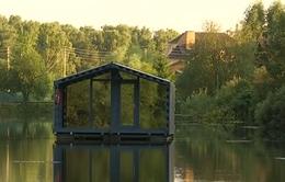 Độc đáo nhà ở dưới nước của kiến trúc sư người Nga