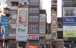 Hà Nội đưa thời gian xử lý 132 trường hợp nhà siêu mỏng, siêu méo