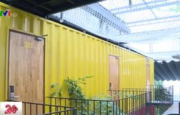 Độc đáo những ngôi nhà tái chế ở Khánh Hòa