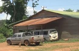 Nhiều hộ dân ngang nhiên xây nhà trái phép vùng biên giới Kon Tum