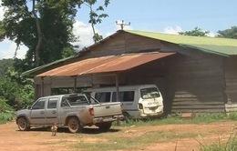 Kon Tum quyết định xử phạt các hộ dân xây nhà trái phép vùng biên giới