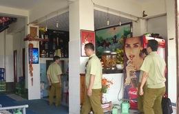 Nha Trang siết chặt kinh doanh rượu ở quán ăn