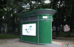 Vì sao dự án 1.000 nhà vệ sinh công cộng ở Thủ đô chậm tiến độ?