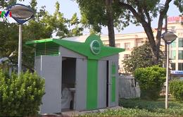Dự án 500 nhà vệ sinh công cộng của Hà Nội liên tục chậm tiến độ