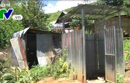 Kon Tum khắc phục tình trạng thiếu nhà vệ sinh trường học