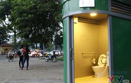 Khó khăn trong xây dựng nhà vệ sinh công cộng: Vì đâu nên nỗi?