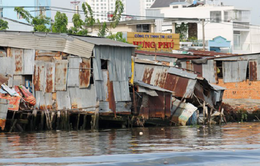 TP.HCM cần 50.000 tỷ đồng để di dời nhà ở ven kênh rạch