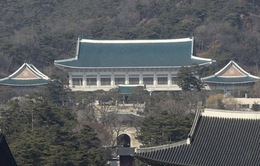 Tân Tổng thống Hàn Quốc sẽ không ở Nhà Xanh
