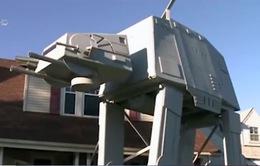 Đặc sắc ngôi nhà mô phỏng bộ phim Star Wars