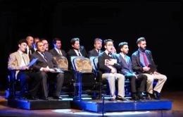 Sinh viên Việt Nam được hát cùng các bậc thầy Opera thế giới