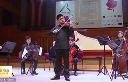 Nghệ sỹ violin Chương Vũ chia sẻ về âm nhạc cổ điển tại Việt Nam