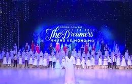 Đêm nhạc kịch đương đại dành cho trẻ nhỏ: Những kẻ mộng mơ