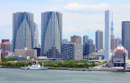 Nhật Bản thúc đẩy các dự án nhà chọc trời tại Tokyo trước thềm Olympic