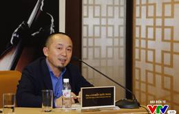 NS Quốc Trung: Tôi không khắt khe với báo chí