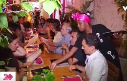 Nhà hàng cao cấp trong tù - Điểm đến mới cho thực khách tại Colombia