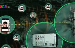 Cảnh sát Canada sử dụng thiết bị do thám điện thoại di động