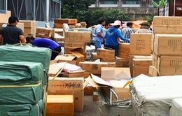 TP.HCM bắt lô hàng lậu số lượng lớn