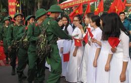 Gần 3.500 thanh niên Thủ đô sẵn sàng lên đường nhập ngũ
