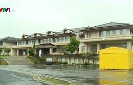 Nhật Bản nâng đất nền để chống sóng thần
