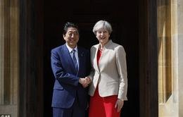 Nhật Bản - Anh đối phó với các mối đe dọa an ninh