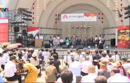 Hàng chục nghìn người đổ về Lễ hội Việt Nam tại Nhật Bản
