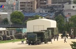 Nhật Bản tăng cường phòng thủ sau khi Triều Tiên đe dọa phóng tên lửa