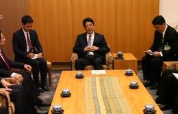 Nhật Bản ưu tiên hợp tác với Việt Nam
