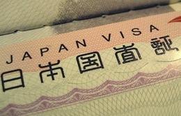 Nhật Bản nới lỏng thị thực cho người Trung Quốc