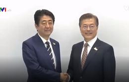 Nhật Bản - Hàn Quốc nối lại ngoại giao con thoi