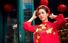 Ngắm trang phục áo dài độc đáo của Nhật Kim Anh trong bộ ảnh mới