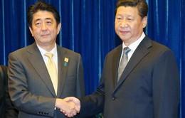 Trung Quốc, Nhật Bản chuẩn bị cho hội đàm cấp cao