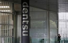 Công ty Dentsu (Nhật Bản) bồi thường hơn 21 triệu USD tiền làm thêm giờ