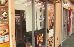 Nhật Bản mở rộng khu phố thương mại bị tàn phá bởi sóng thần