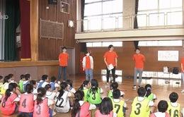 Nhật Bản: Học sinh tìm hiểu về thể thao cho người khuyết tật