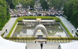 Hàng chục nước sẽ tham dự lễ tưởng niệm 72 năm thảm họa bom nguyên tử tại Nhật Bản